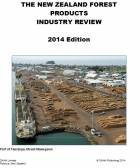 Cover image 2014 New Zealand Forest Products Industry Review